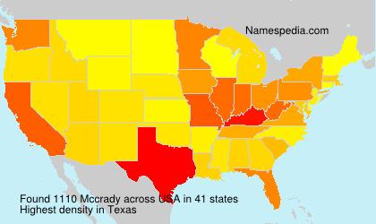 Mccrady