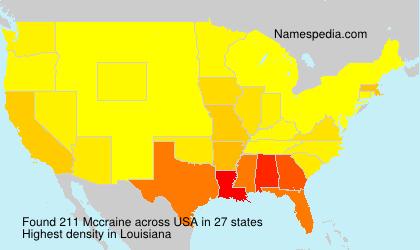 Mccraine