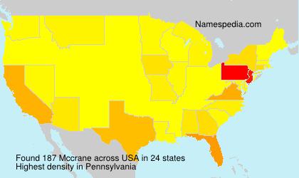 Mccrane