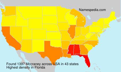 Mccraney