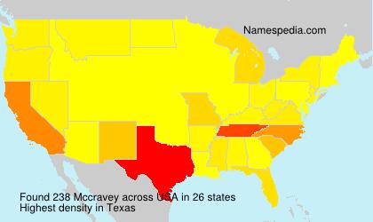 Mccravey
