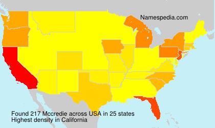 Mccredie