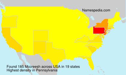Mccreesh