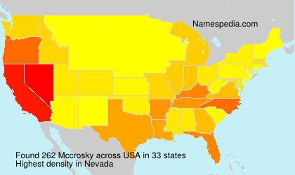 Mccrosky