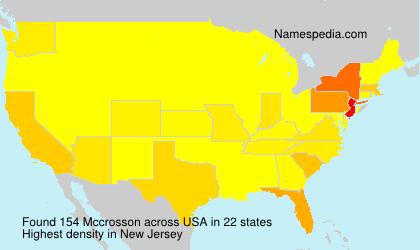 Mccrosson