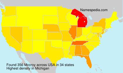Mccroy