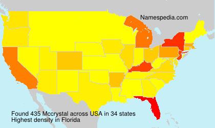 Mccrystal