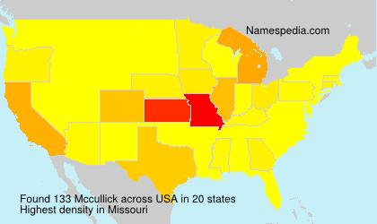 Mccullick