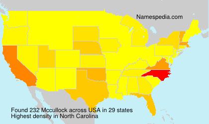 Mccullock