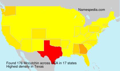 Mccutchin