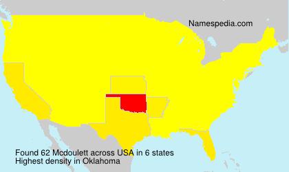 Mcdoulett