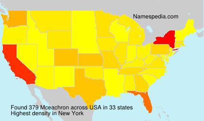 Mceachron