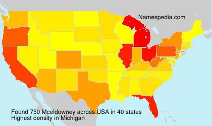 Mceldowney