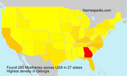Mcelheney
