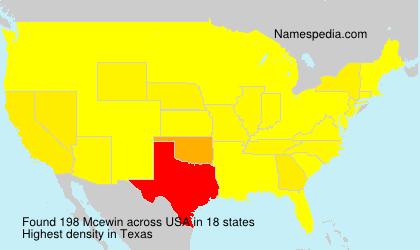 Mcewin