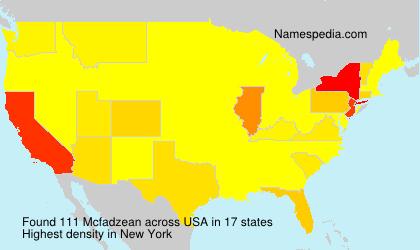 Mcfadzean
