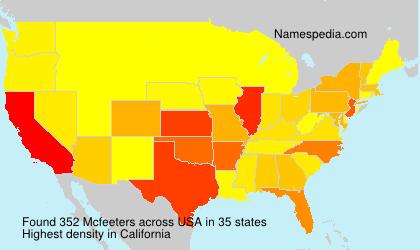 Mcfeeters