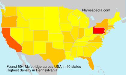 Mcfetridge