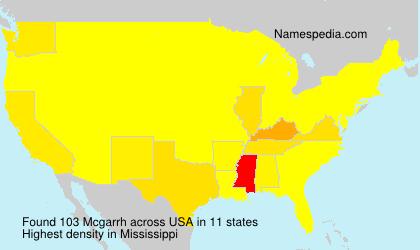Mcgarrh