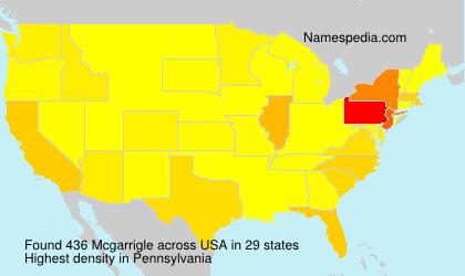 Mcgarrigle