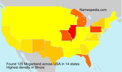 Mcgartland