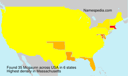 Mcgaunn
