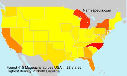 Mcgeachy
