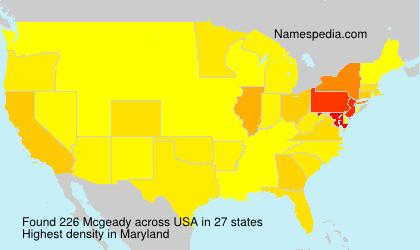 Mcgeady