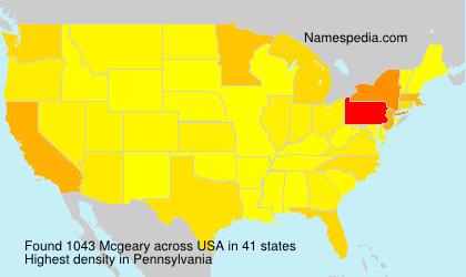 Mcgeary