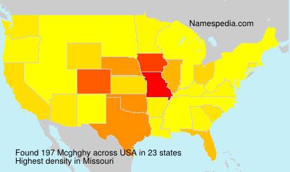 Mcghghy