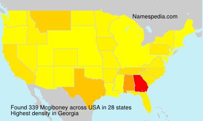 Mcgiboney