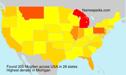 Mcgillen