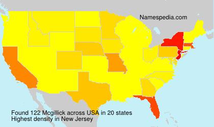 Mcgillick