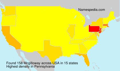 Mcgilloway