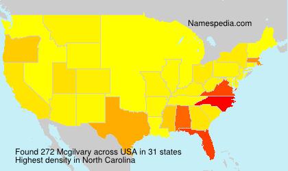 Mcgilvary