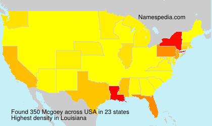 Mcgoey
