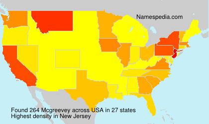 Mcgreevey