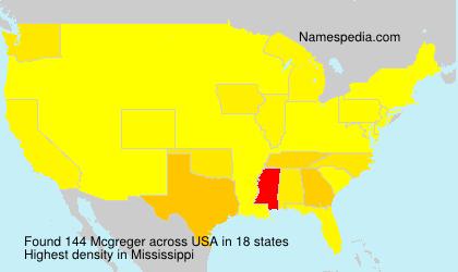 Mcgreger