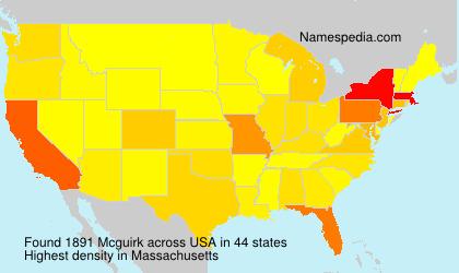 Mcguirk