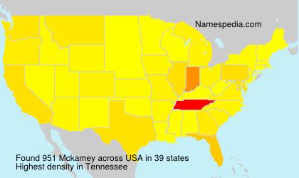 Mckamey