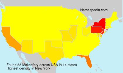 Mckeefery