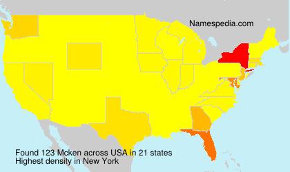 Mcken