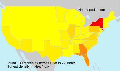 Mckenley