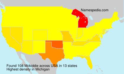 Mckiddie