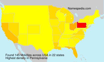 Mckillips