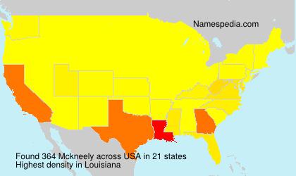 Mckneely
