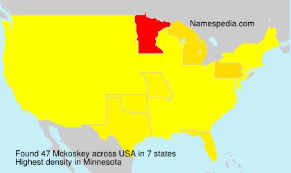 Mckoskey