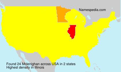 Mclenighan - USA