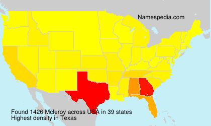Mcleroy
