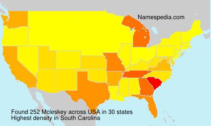 Mcleskey